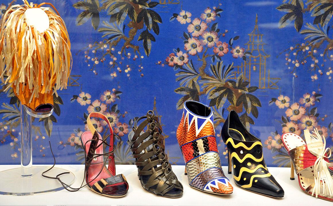 stores-that-now-offer-online-shopping-window-display-colorful-shoes