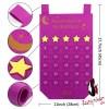 Purple Calendar