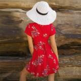 Mini Dress Boho Beach