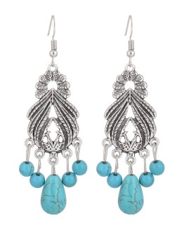 Bohemian Drop Long Earrings