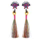 Wedding Dangle Drop Earrings