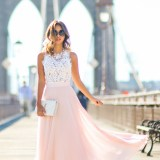 Spring Evening Party Dress