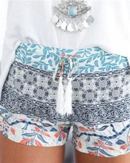 Hot Shorts Printed