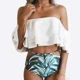 High Waist Swimsuit