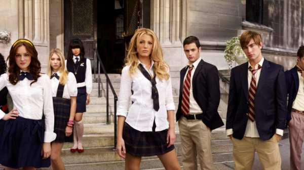 Reflecting on Gossip Girl Fashion Style and Clothes