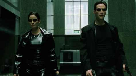 xxKeanu Reeves & Carrie-Anne Moss aan boord voor Matrix-prequelx