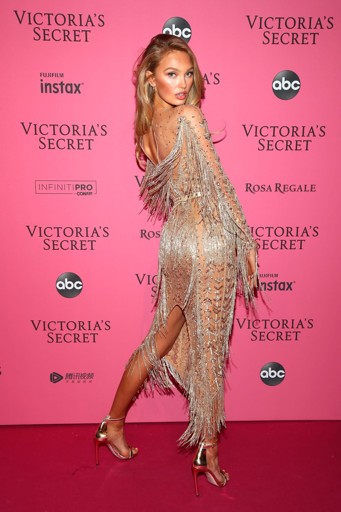 2018 Victorias Secret Fashion Show After Party Yow Yow