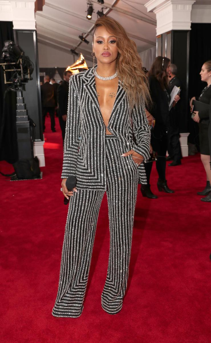 eve grammys - See All the Red-Carpet Looks From The 2018 Grammy Awards