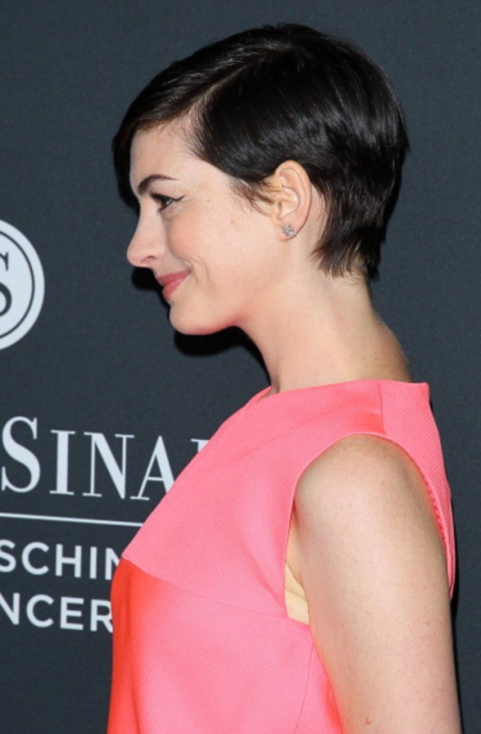 yes, you can pull off a pixie cut - fashionista