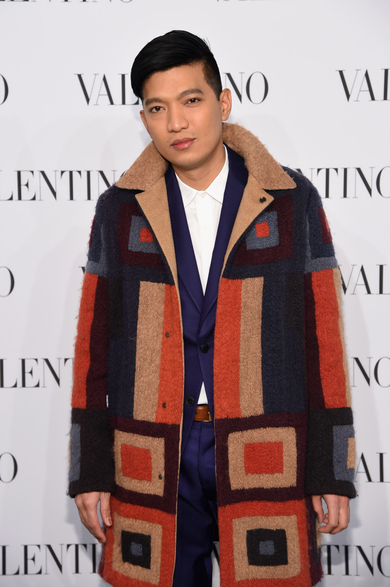 Bryanboy.  Foto: Dimitrios Kambouris voor Getty Images Entertainment