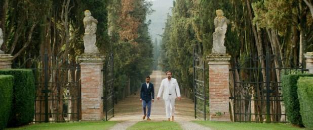 """Aziz Ansari and Eric Wareheim in """"Master of None."""" Photo: Netflix"""