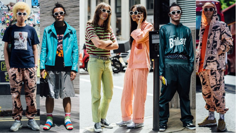 Lfw 2018 Street Style The Best Street Style From London