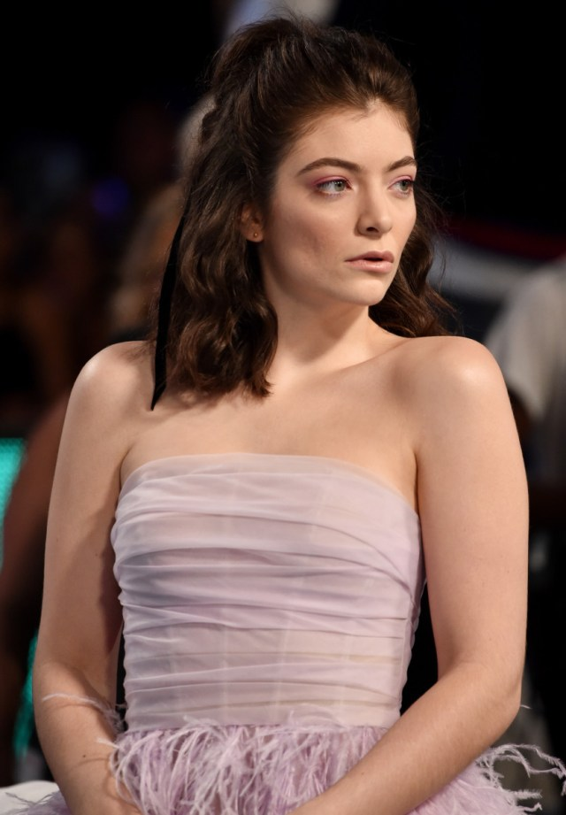 Lorde. Photo: Frazer Harrison/Getty Images