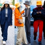 Bucket Hats Are Officially A Thing According To The Street Style On Day 2 Of Paris Fashion Week Fashionista
