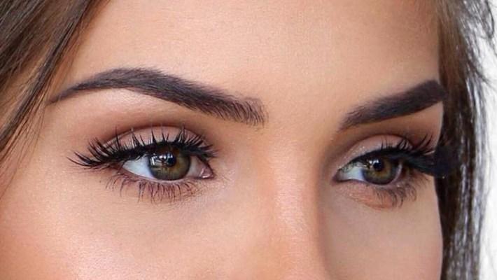 natural eye makeup tutorial - fashionista