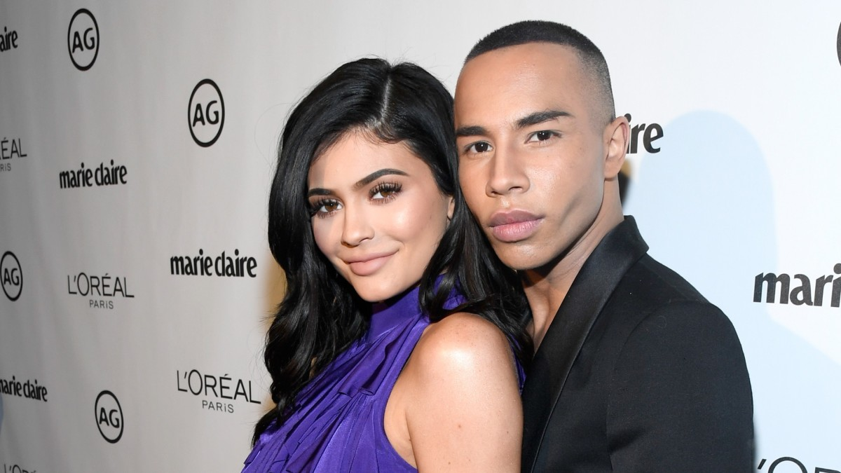 However, he has openly identified as being gay. Kylie Jenner Partners With Balmain for a Makeup ...