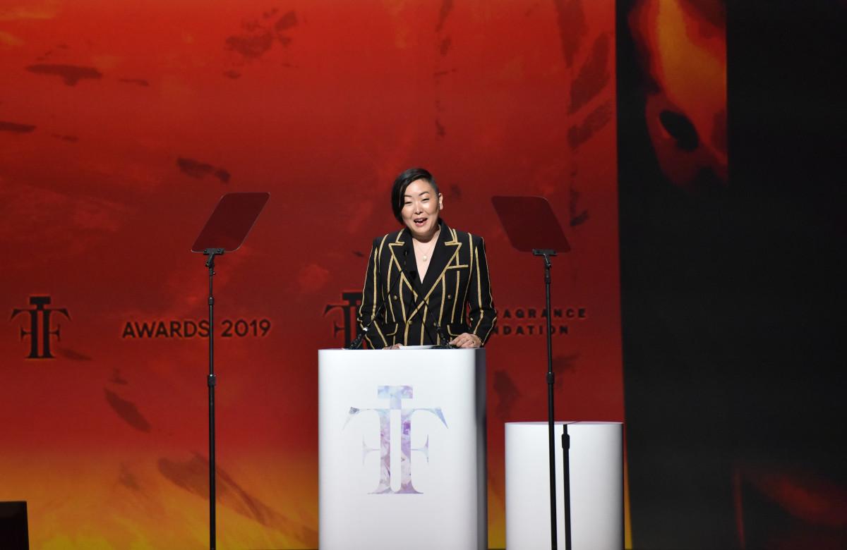 aya kanai new editor in chief at marie claire