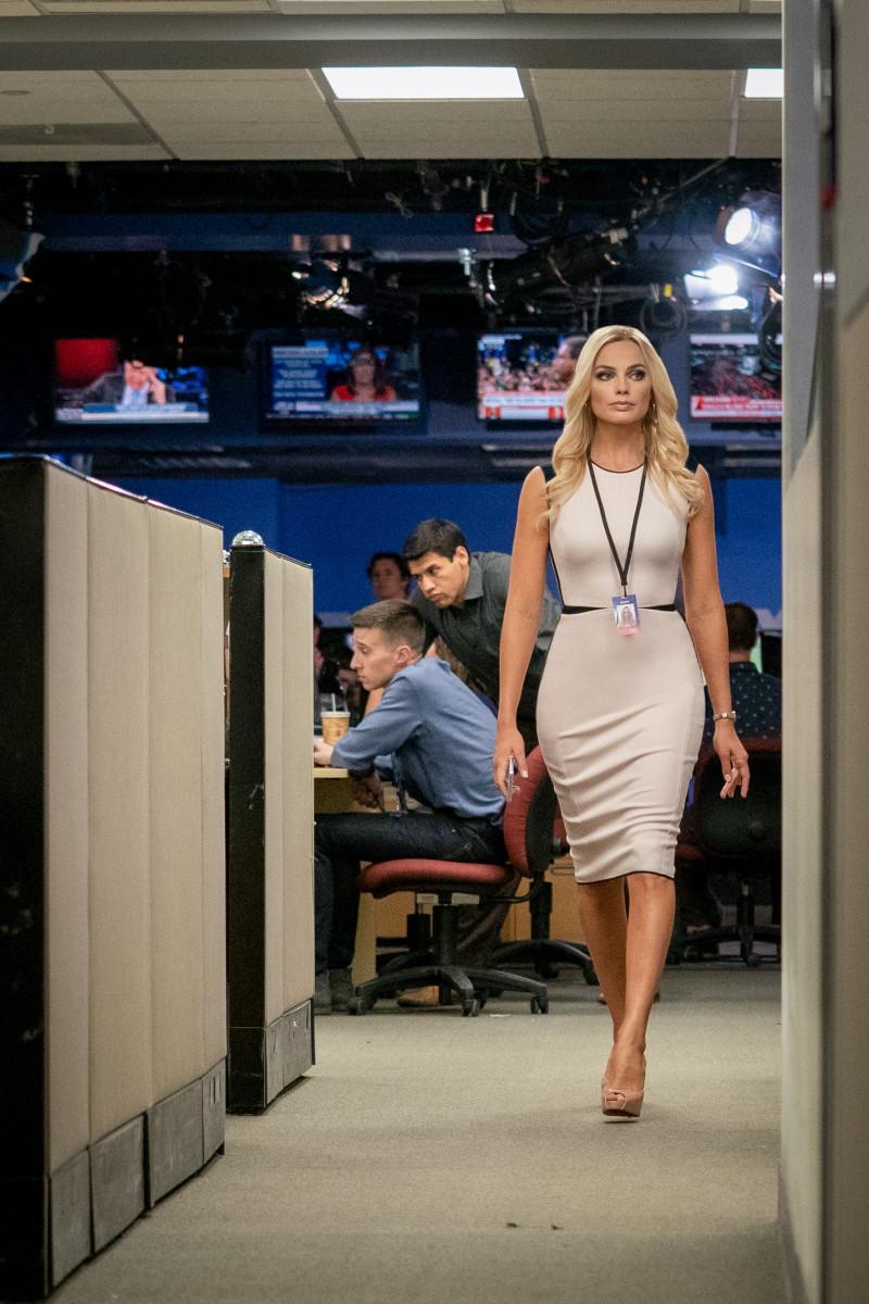 Kayla's Fox News transformation.