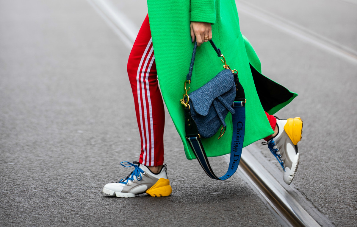 Fashion History Lesson: the Origins, and Explosive Growth, of Athleisure -  Fashionista