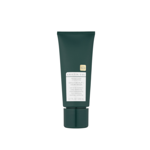 Kristin Ess Weightless Hydration Daily Scalp + Hair Mask, $14, available here.