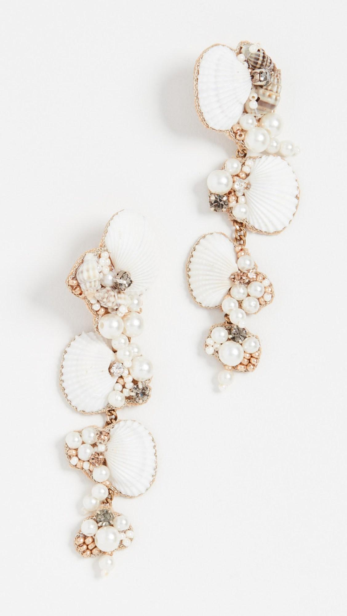 Deepa by Deepa Gurnani Aliyah Earrings, $80, available here.