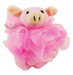 pig-animal-loofah