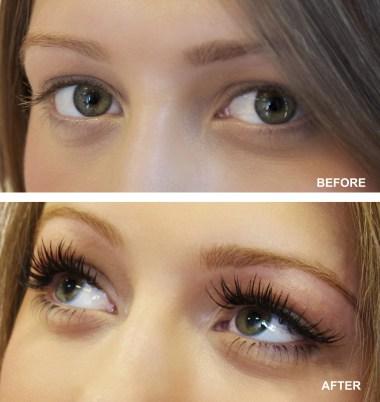 eyelash perm