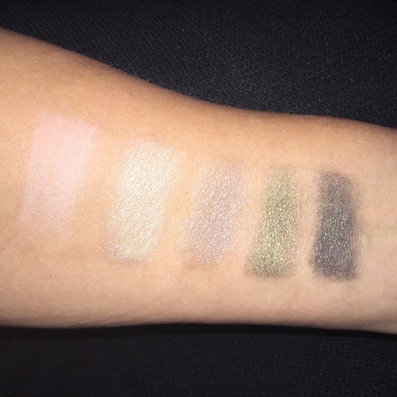 Swatched with Flash