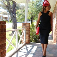 What I wore - Epsom Race Day 2015