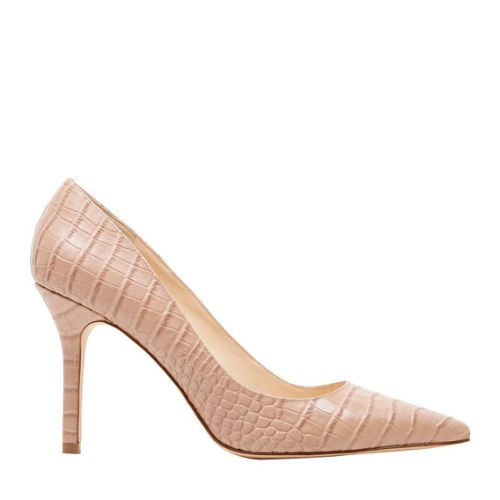 Nine West Martina Nude snake