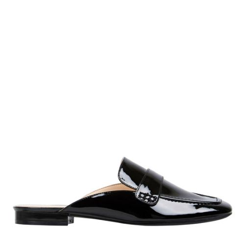 Nine West Xanadu black patent