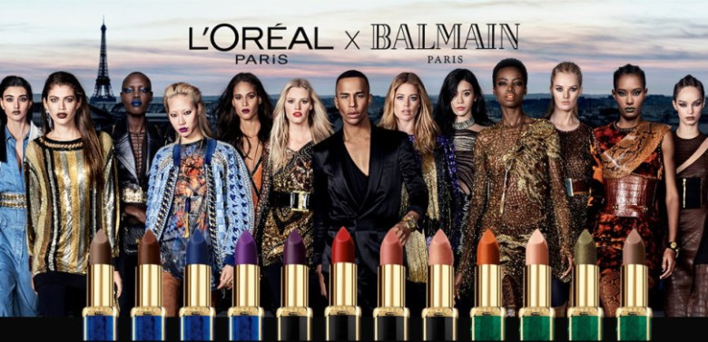 loreal balmain colour