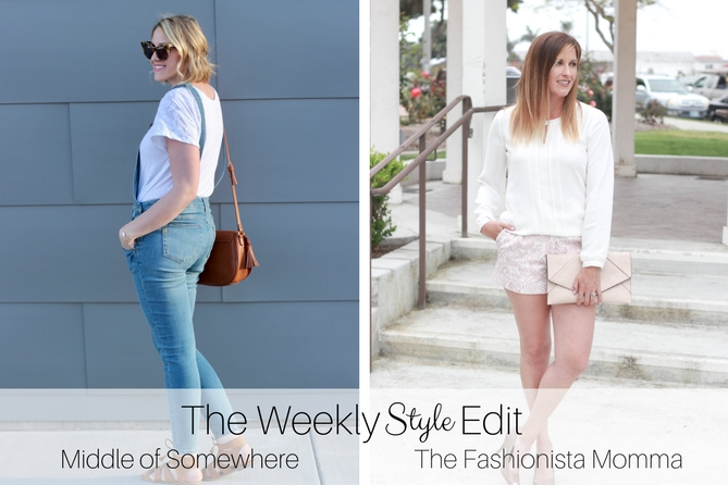 The Monthly Style Edit with Middle of Somewhere and The Fashionista Momma.