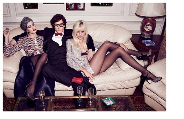 Vogue Russia - April 2014