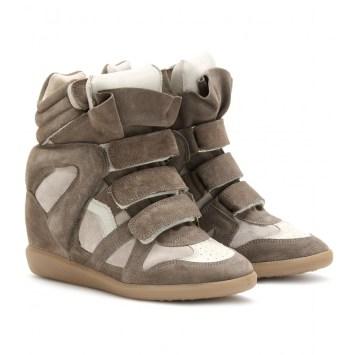 Isabel Marant 'Beckett' wedge sneakers