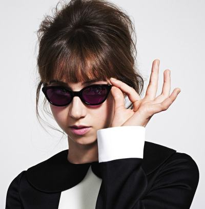 Collaborations: Leith Clark & Warby Parker