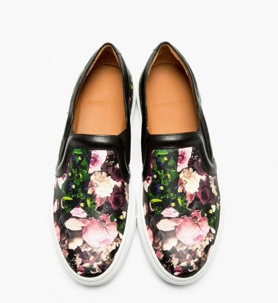 Trend To Try: Floral Print Shoes