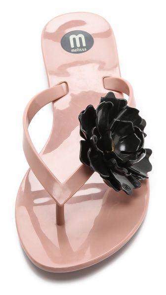 Harmonic Flower Flip-Flop