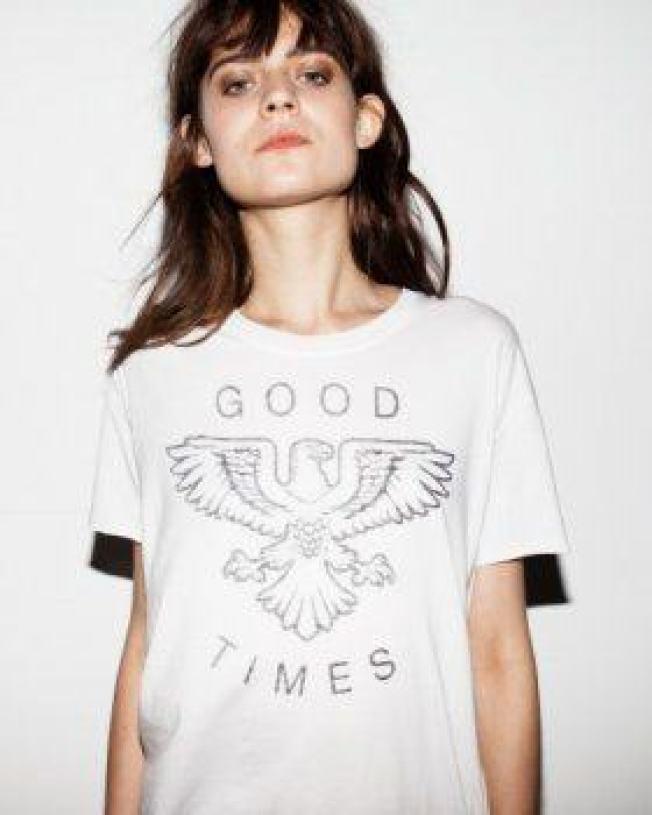 Zoe Karssen Good Times Tee
