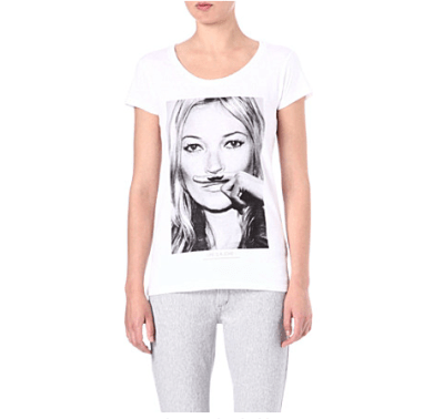 Pick Of The Day: Eleven Paris Celebrities With Mustaches Tees