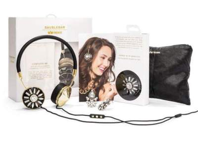 FRENDS & BaubleBar Headphone Collaboration