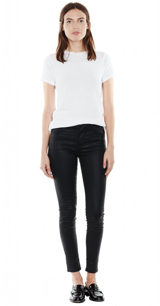 Currently Coveting: The High Waist Ankle Skinny By Current Elliott