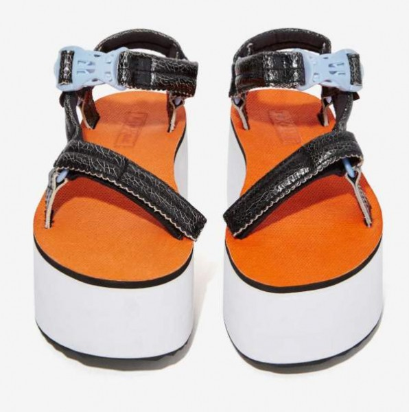 Nasty Gal X Teva Collaboration
