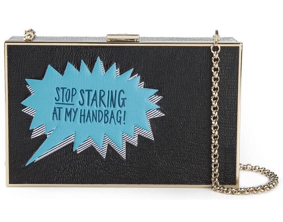 Quirky Clutch
