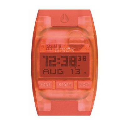 "Pick Of The Day: Nixon ""Comp S"" Digital Watch"