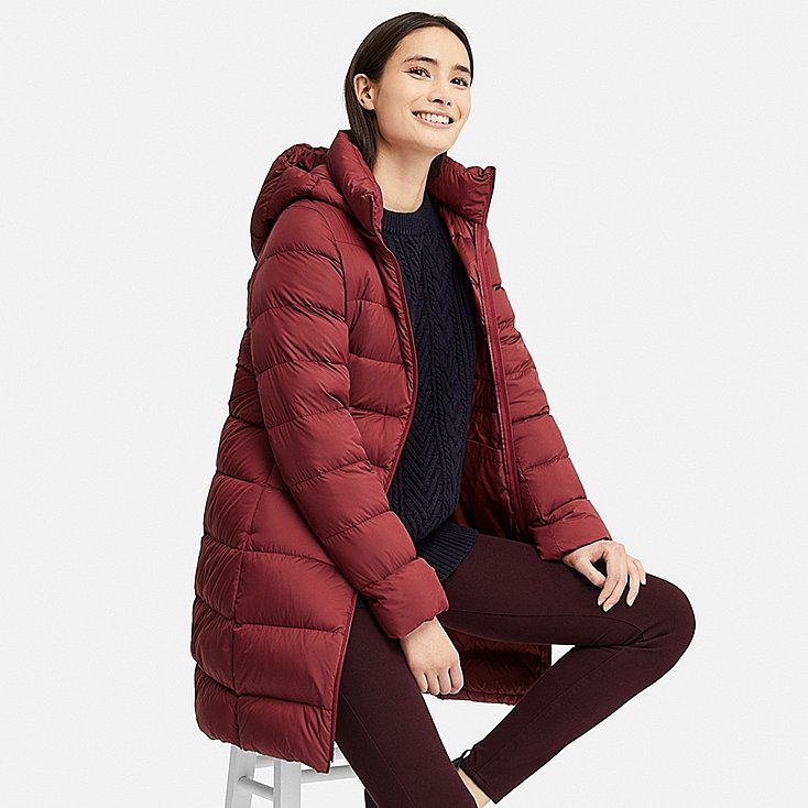 Thin Down Puffer Coat