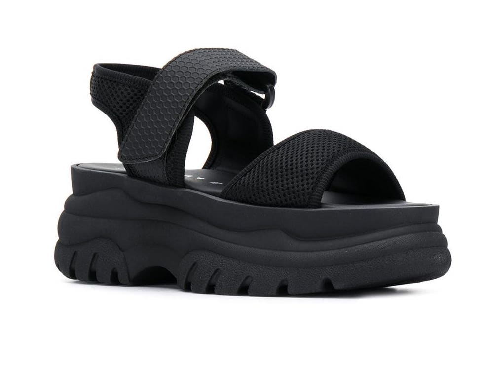 Joshua Sanders Sporty Platform Sandal