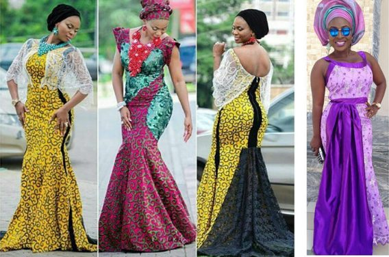 A Sneak Peak Into The Fashion Style File Of Nigerian