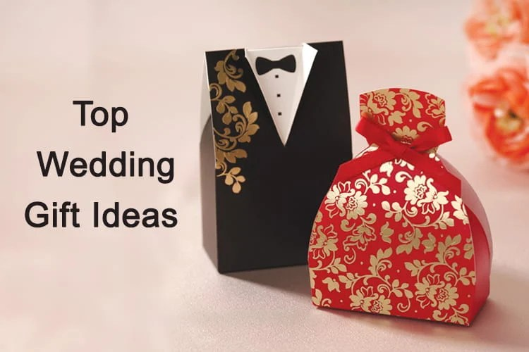 Top 25 Wedding Gift Ideas Your Loved Ones Will Never Stop
