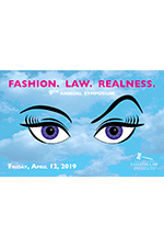 Fashion Law Realness Symposium thumbnail image - eyes in front of a blue sky
